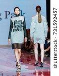 fashion models represent... | Shutterstock . vector #731592457