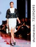 fashion models represent... | Shutterstock . vector #731592493