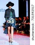 fashion models represent... | Shutterstock . vector #731592517