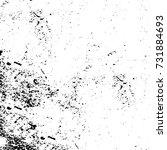 grunge background vector black... | Shutterstock .eps vector #731884693
