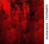 grunge background color.... | Shutterstock . vector #731906893