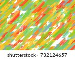 seamless repeating lime green... | Shutterstock . vector #732124657