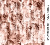 floral vintage pattern effect...   Shutterstock . vector #732378817