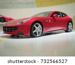 modena  italy july 21  2017 ... | Shutterstock . vector #732566527