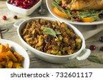 Homemade Organic Thanksgiving...