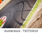 Motorsport Racing Track Round...