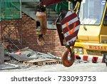 kuala lumpur  malaysia  june 15 ... | Shutterstock . vector #733093753