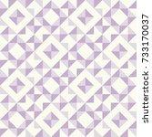 regular geometric pattern... | Shutterstock .eps vector #733170037