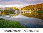Bridge In Piestany  Slovakia  ...