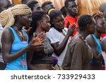 orango isl.  guinea bissau  ... | Shutterstock . vector #733929433
