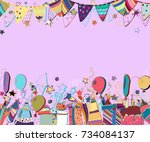 Vector Template For Birthday...
