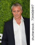 Small photo of LOS ANGELES, CA - August 01, 2017: Matt LeBlanc at CBS TV's Summer Soiree at CBS TV Studios