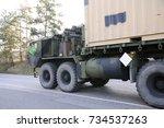 Us Army Convoy  27.3.2016 ...