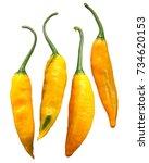 Aji Giallo Arancio Pepper ...