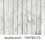 White Wood Wall Texture As...