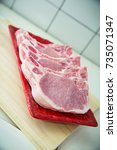 Small photo of Butcher Meat prepared beautifully for your family holiday feast