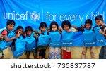 cox's bazar  bangladesh ...   Shutterstock . vector #735837787