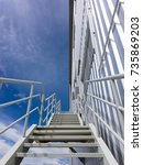Climb The Ladder On The Roof O...