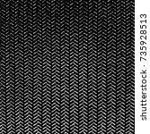 distressed grainy thread...   Shutterstock .eps vector #735928513