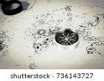 vinnitsa  ukraine   june 25  ... | Shutterstock . vector #736143727