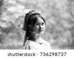 chiangmai  thailand   october ...   Shutterstock . vector #736298737