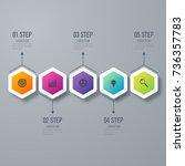 vector illustration... | Shutterstock .eps vector #736357783