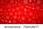 background of big and small...   Shutterstock .eps vector #736418677
