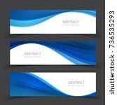 Set Of Banner Templates. ...