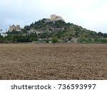 majorca   churches   picture... | Shutterstock . vector #736593997