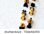 construction composition....   Shutterstock . vector #736646353