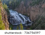Overview Of The Gibbon Falls ...