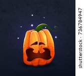 vector color illustration of... | Shutterstock .eps vector #736784947