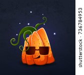 vector color illustration of... | Shutterstock .eps vector #736784953