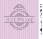 free download vintage pink...