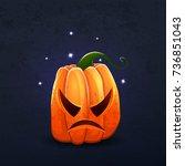 vector color illustration of... | Shutterstock .eps vector #736851043