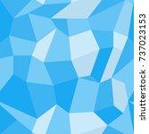 abstract vector seamless... | Shutterstock .eps vector #737023153