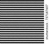 white diagonal dashes on black... | Shutterstock .eps vector #737187607