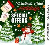 Christmas Holidays Sale Promo...