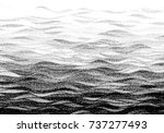 abstract stippled halftoned... | Shutterstock .eps vector #737277493