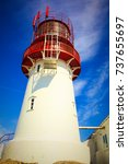 Small photo of Lindesnes lighthouse in Norway