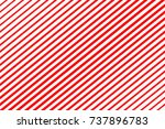 red and white diagonal stripes. ...   Shutterstock .eps vector #737896783
