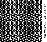 seamless black and white grunge ...   Shutterstock .eps vector #737908417