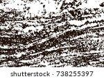grunge marble texture. white...   Shutterstock .eps vector #738255397