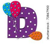 D  In The Alphabet Set