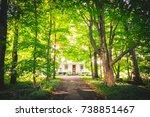 apple farm | Shutterstock . vector #738851467