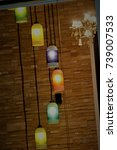 Small photo of Decoration for interior