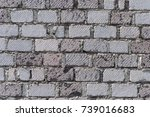Background Of Light Grey Stone...