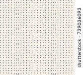 tie dye pattern. japanese print.... | Shutterstock .eps vector #739036093