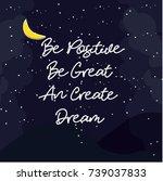 typography design | Shutterstock .eps vector #739037833