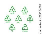 plastic recycle symbol